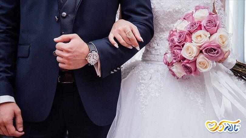 مراحل ازدواج در سال 1400