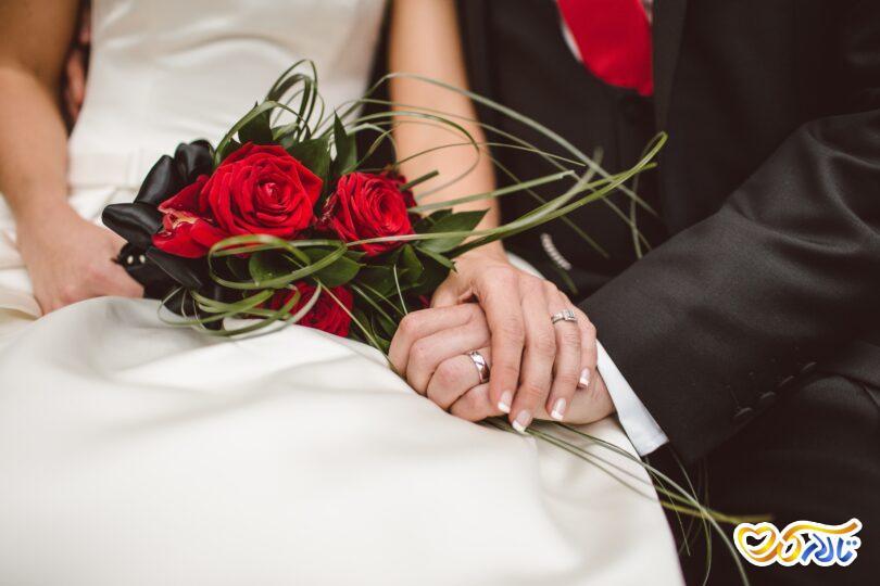 ایام نامزدی و هدیه عروسی
