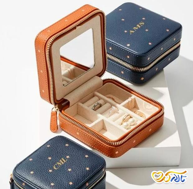کیف جواهرات هدیه ولنتاین