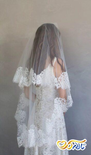 تور عروس دو طبقه