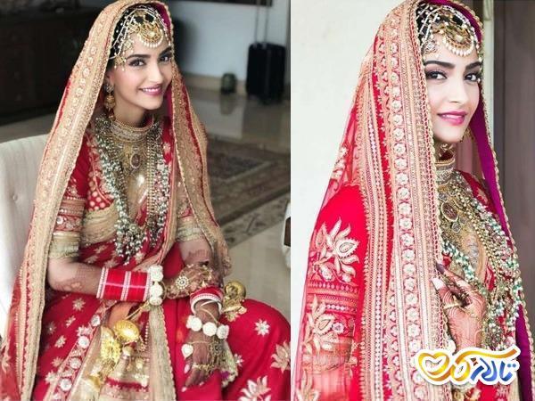 مدل های لباس عروسی برای عروس های محجبه