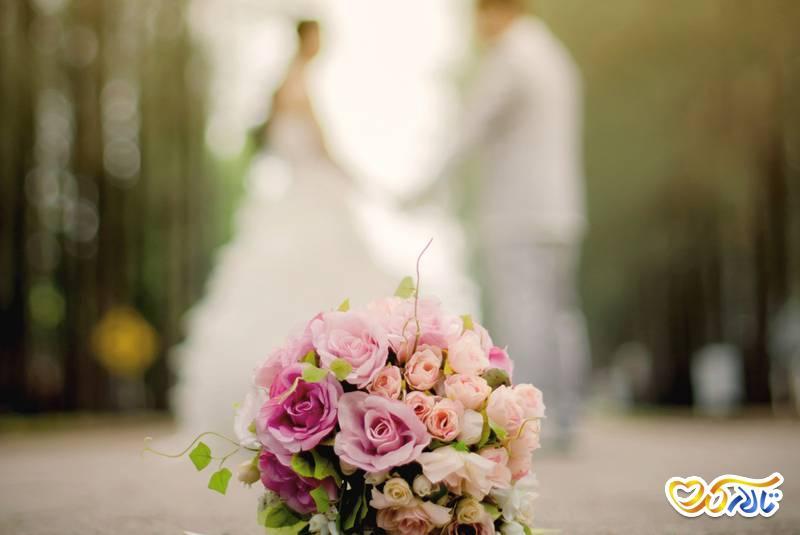 مراسم عروسی و نامزدی