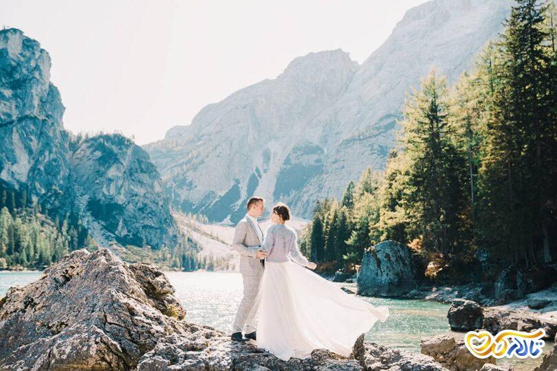 عکس عروس و داماد و عکاسی عروسی