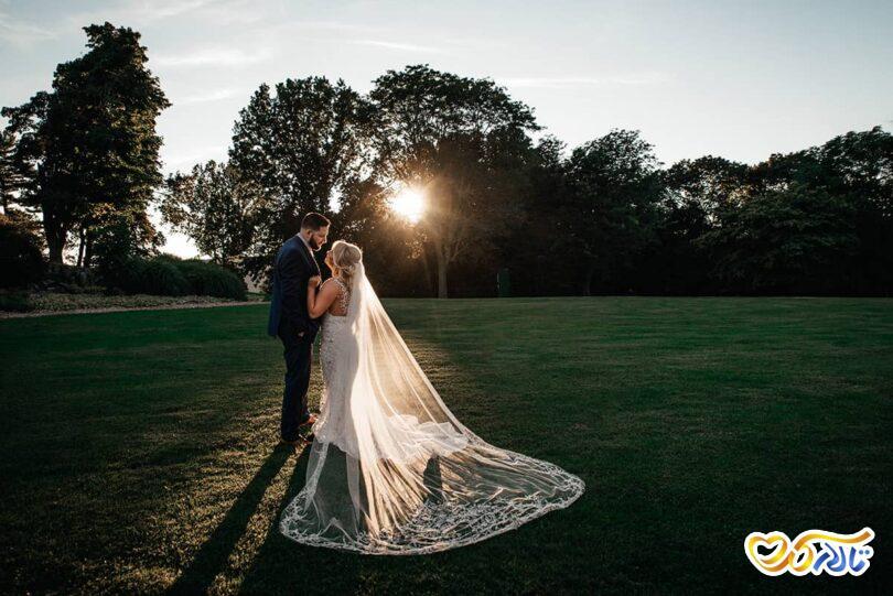 عکاسی عروس و داماد و عکس فرمالیته