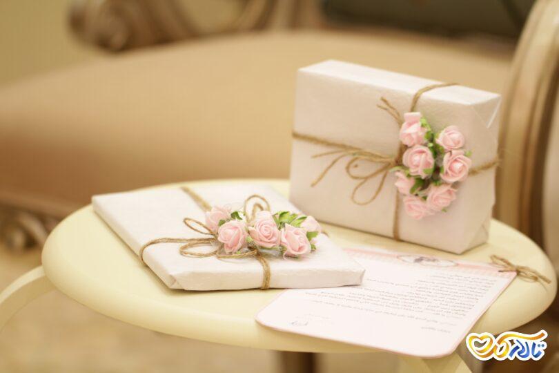 کادو و هدیه عروسی