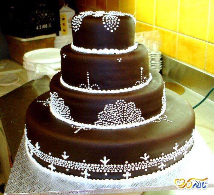 کیک داماد