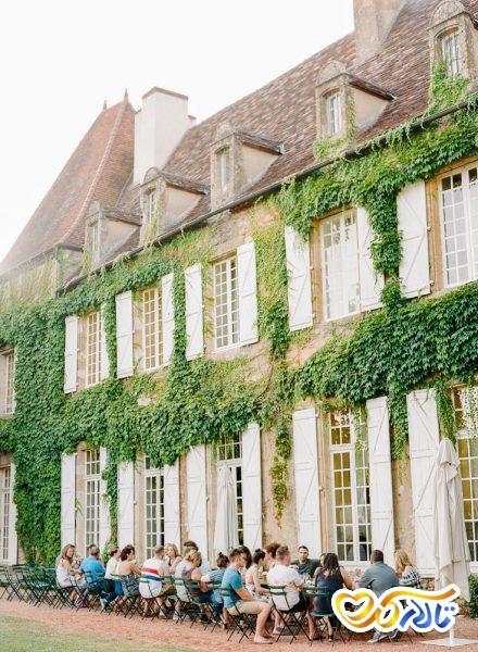 آداب و رسوم عروسی در فرانسه : صبحانه روز یکشنبه