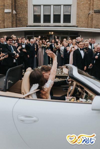 آداب و رسوم عروسی در فرانسه : ماه عسل