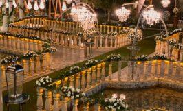 باغ تالار زمرد غرب تهران